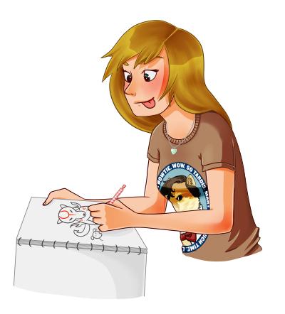 1er dessin blog refaitbog
